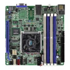 Asrock Rack D1541D4I Server Board, Integrated Xeon D1541 CPU, Mini ITX, VGA, Dual GB LAN, Serial Port, IPMI LAN, M.2