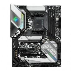 Asrock B550 STEEL LEGEND, AMD B550, AM4, ATX, 4 DDR4, HDMI, DP, XFire, 2.5GB LAN, PCIe4, RGB Lighting, M.2