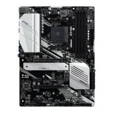 Asrock X570 PRO4, AMD X570, AM4, ATX, 4 DDR4, HDMI, DP, XFire, PCIe4, RGB Lighting, M.2