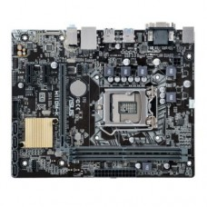 Asus H110M-K, Intel H110, 1151, Micro ATX, DDR4, VGA, DVI