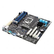 Asus P10S-M, Server/WS, Intel C232, 1151, Micro ATX, DDR4, Dual GB LAN, RAID