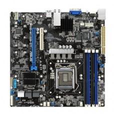 Asus P11C-M/10G-2T, Rack-Optimized Server MB, Intel C242, 1151, Intel Xeon E, Micro ATX, Dual 10G LAN, M.2, Server Management