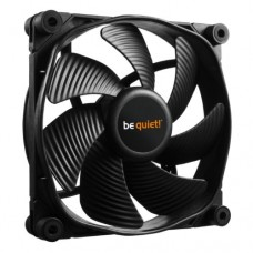 Be Quiet (BL070) Silent Wings 3 PWM High Speed Case Fan, 12cm, Black, Fluid Dynamic