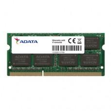 ADATA Premier 4GB, DDR3L, 1600MHz (PC3-12800), CL11, SODIMM Memory *Low Voltage 1.35V*