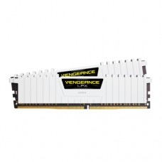 Corsair Vengeance LPX 32GB Kit (2 x 16GB), DDR4, 3200MHz (PC4-25600), CL16, XMP 2.0, Ryzen Optimised, DIMM Memory, White