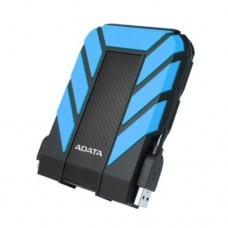 "ADATA 1TB HD710 Pro Rugged External Hard Drive, 2.5"", USB 3.1, IP68 Water/Dust Proof, Shock Proof, Blue"