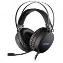 Sandberg Tyrant 7.1 Gaming Headset, USB, 50mm Drivers, Adaptable Headband, LED Lighting, 5 Year Warranty