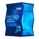 Intel Core i9-11900K CPU, 1200, 3.5 GHz (5.3 Turbo), 8-Core, 125W, 14nm, 16MB Cache, Overclockable, Rocket Lake, NO HEATSINK/FAN