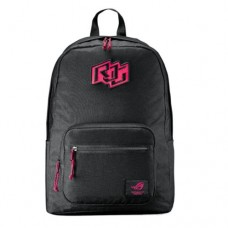 "Asus ROG Ranger BP1503 15.6"" Gaming Laptop Backpack, Water Resistant, Electro Punk"