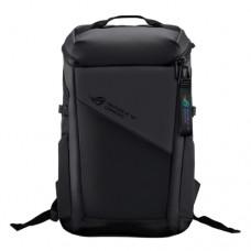 "Asus ROG 17"" Ranger BP2701 Lightweight Gaming Backpack, Water Repellent, Luggage Strap, 22 Litre"