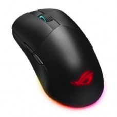 Asus ROG Pugio II Wired/Wireless/Bluetooth Optical Gaming Mouse, 100 - 16000 DPI, Omron Switches, Ambidextrous, RGB Lighting