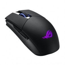 Asus ROG Strix Impact II Wireless Gaming Mouse, Wired/Wireless, 16000 DPI, DPI Button, 89 Hours Battery Life,  RGB LED