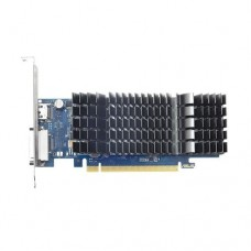 Asus GeForce GT1030, 2GB DDR5, PCIe3, DVI, HDMI, 1506MHz Clock, Silent, Low Profile (Bracket Included)