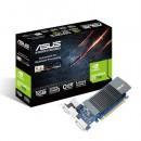 Asus GT710, 1GB DDR5, PCIe2, VGA, DVI, HDMI, 954MHz Clock, Silent, Low Profile (No Bracket)