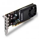 PNY Quadro P620 Professional Graphics Card, 2GB DDR5, 512 Cores, 4 miniDP 1.4, Low Profile, OEM (Brown Box)