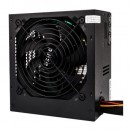 Pulse 500W PSU, ATX 12V, Active PFC, 2 x SATA, 120mm Silent Fan, Black Casing
