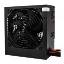Pulse 650W PSU, ATX 12V, Active PFC, 4 x SATA, PCIe, 120mm Silent Fan, Black Casing