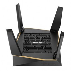 Asus (RT-AX92U) AiMesh WiFi System, AX6100 (400+867+4804) Tri-Band, 802.11ax, AiProtection Pro, Flexible SSID
