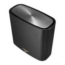 Asus (ZenWiFi AX XT8) AX6600 Wireless Tri-Band Cable Router, Single, USB 3.1 Gen1, 2.5G WAN, AiMesh Tech, Black