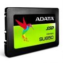 """ADATA 120GB Ultimate SU650 SSD, 2.5"""", SATA3, 7mm, 3D NAND, R/W 520/320 MB/s, 75K IOPS"""