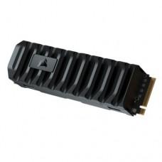 Corsair 2TB MP600 PRO XT M.2 NVMe SSD, M.2 2280, PCIe4, 3D TLC NAND, R/W 7100/6800 MB/s, 1M/1.2M IOPS, Aluminium Heatspreader