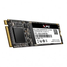 ADATA 512GB XPG SX6000 PRO M.2 NVMe SSD, M.2 2280, PCIe, 3D NAND, R/W 2100/1500 MB/s