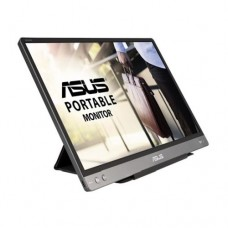 """Asus 14"""" Portable IPS Monitor (ZenScreen MB14AC), 1920 x 1080, USB-C, USB-powered, Auto-rotatable, Hybrid Signal, Smart Case Stand"""