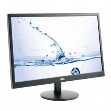 "AOC 23.6"" LED Monitor (M2470SWH), 1920 x 1080, 5ms, VGA, 2 HDMI, Speakers, VESA, 3 Years On-site Warranty"