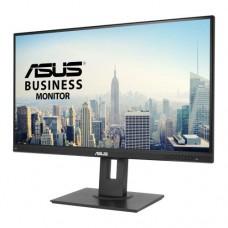 "Asus 27"" WQHD Business Monitor (BE27AQLB), IPS, 2560 x 1440, 5ms, HDMI, DP, Mini DP, VGA, Speakers, Frameless, VESA, Mini-PC Mount Kit Included"