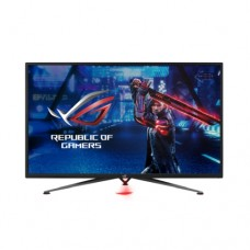 "Asus 43"" ROG STRIX 4K HDR Gaming Monitor (XG438QR), 3840 x 2160, 4ms, 3 HDMI, DP, 120Hz, Speakers, Lighting Effects, Adaptive-Sync, Remote Control, VESA"