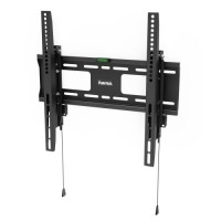 """Hama FIX Professional TV Wall Bracket, Up to 65"""" TVs, 50kg Max, VESA up to 400 x 400, Spirit Level included"""