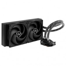 Arctic Liquid Freezer II 280mm Liquid CPU Cooler, PWM Fan & PWM Controlled Pump
