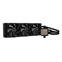 Be Quiet! Silent Loop 2 360mm ARGB Liquid CPU Cooler, Dampened & Adjustable Pump, 3 x 12cm Silent Wings 3 PWM Fans