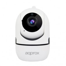 Approx HD IP P2P Wireless Indoor Surveillance Camera, 1080p, Night Vision, 2-Way Audio, SD Card Slot