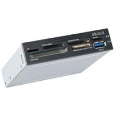 Akasa ICR-14 USB3.0 SuperSpeed Internal Card Reader with USB3.0 Port