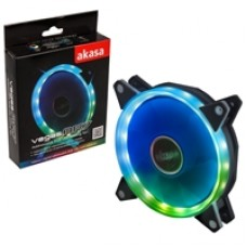 Akasa Vegas AR7 120mm 1500RPM Addressable RGB LED Fan