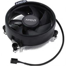 AMD Wraith Stealth AM4 Socket 96mm 1900RPM PWM Short Base Black OEM Fan CPU Cooler