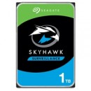 "Seagate SkyHawk Surveillance ST1000VX005 1TB 3.5"" 5900RPM 64mb Cache SATA III Internal Hard Drive"