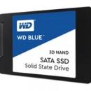 WD Blue WDS250G2B0A 250GB 3D NAND SATA III SSD