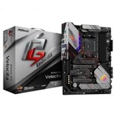 ASRock B550 PG VELOCITA AMD Socket AM4 ATX HDMI USB C 3.2 Dual M.2 RGB Motherboard