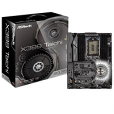 ASRock X399 Taichi AMD Socket TR4 Ryzen Threadripper ATX DDR4 Ultra M.2 USB 3.1/Type-C Motherboard