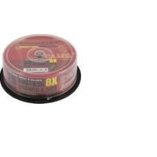 Aone DVD+R 8X 8.5GB Dual Layer 25PK Full Face Printable
