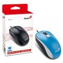 Genius DX-110 USB Blue Mouse