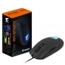 Gigabyte Aorus M2 USB RGB Fusion 2.0 LED Matte Black Programmable Gaming Mouse