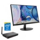 Lenovo ThinkCentre M90n-1 Nano PC i5-8265U 8GM RAM 256GB SSD with Windows  10 Pro + FREE 24in LENOVO MONITOR