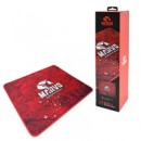 Marvo Scorpion PRO Large Red Gaming Mouse Surface