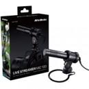 AVerMedia AM133 Professional Live Streamer Microphone for PC/Mac/Digital SLR