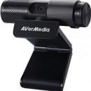 AVerMedia PW313 Live Streamer Cam 313 Full HD 1080p30 Streaming Webcam