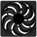 Evo Labs 120mm 1200RPM Black OEM Fan