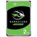 "Seagate BarraCuda ST2000DM008 2TB 3.5"" 7200RPM 256MB Cache SATA III Internal Hard Drive"